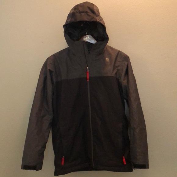 18fcf5ef3 Boys North Face Tri Climate winter jacket w fleece